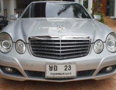 2010 MERCEDES-BENZ E220 CDI รับประกันใช้ดี