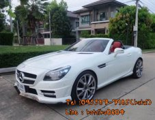 2013 Mercedes-Benz SLK250 Sport convertible