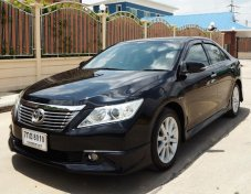 TOYOTA CAMRY ALL NEW 2.5 G ปี 2012