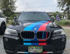 BMW X3 xDrive20d 2013 suv