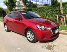 """Mazda2 skyactive แดงสวยสด ราคาพิเศษ"""