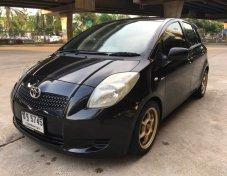 ฟรีดาวน์ Toyota YARIS 1.5E ปี 2007 สีดำ