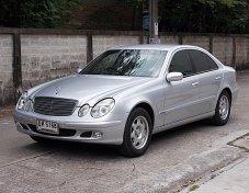 Benz E220 2.2 CDI Classic W211 ปี2003