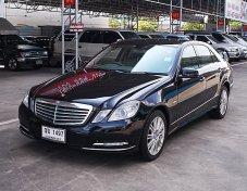 Benz E250 CDI 2.1 Elegance w212 ฟรีดาวน์ ปี10