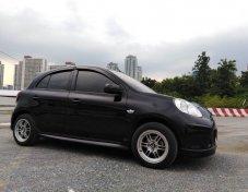2012 Nissan MARCH E 1.2