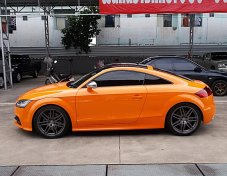 Audi TTS 2.0 TFSI  Coupe ปี12 สีส้มเดิมแท้ รถบ้านมือเดียวสภาพสวยไร้ที่ติดูมีเสน่ห์ขับดีไม่มีชนสภาพสมบูรณ์ทุกจุดพร้อมใช้งานได้เลย