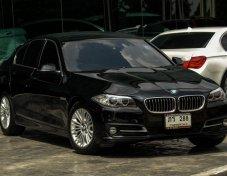 ขาย BMW 520D (F10 Lci) ปี 15 มือเดียว รถสวย ไม่เคยชน