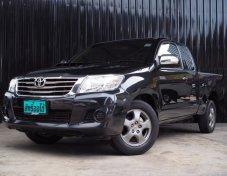 2013 Toyota Hilux Vigo 2.5 CHAMP SMARTCAB (ปี 11-15) E Pickup MT