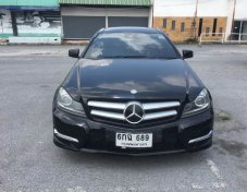 BENZ C180 Coupe AMG 2012