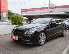 2011 MERCEDES-BENZ E250 AMG รับประกันใช้ดี