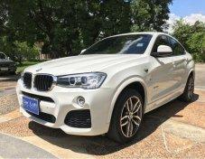 รถสวย ใช้ดี BMW X4 suv