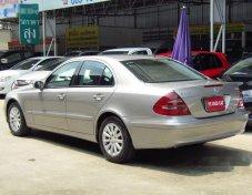ขายรถ MERCEDES-BENZ E220 CDI Classic 2007 ราคาดี