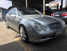 MERCEDES-BENZ C230 Kompressor 2001 สภาพดี