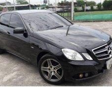 ขายรถ MERCEDES-BENZ E250 CDI Avantgarde 2011 ราคาดี