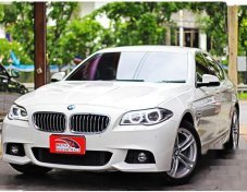 2016 BMW 525d รับประกันใช้ดี