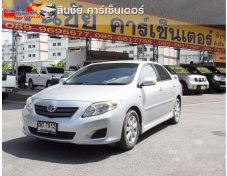 ขายรถ TOYOTA Corolla Altis E 2009