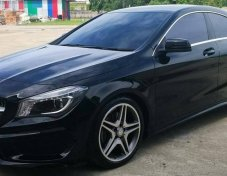 2015 Mercedes-Benz CLA250 AMG Dynamic sedan