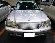 Mercedes-Benz C200 Elegance 2004 sedan