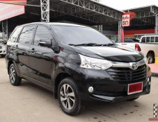 Toyota Avanza 1.5 (ปี 2016) G Hatchback AT