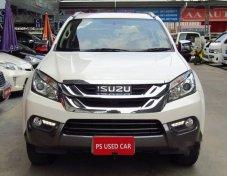 รถสวย ใช้ดี ISUZU MU-X suv