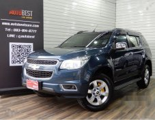 2015 CHEVROLET Trailblazer LTZ suv