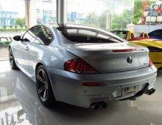 2012 BMW M6 รับประกันใช้ดี