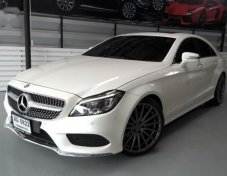 2015 MERCEDES-BENZ CLS250 CDI รับประกันใช้ดี