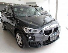 BMW X1 Sdrive 18d M Sport รถยนต์ Demo ปี 2017