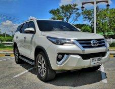 2015 Toyota Fortuner V 4WD 2.8