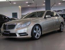 Mercedes-Benz E200 CGI BlueEFFICIENCY 1.8 W212 ปี 2012Sedan AT