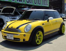 2003 Mini Cooper 1.6 R50 Hatchback AT
