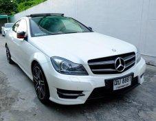 C Class Coupe 180 AMG Sport plus 2013