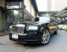 2017 Rolls-Royce Wraith convertible