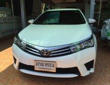 ขายรถ TOYOTA Corolla Altis E CNG 2014 รถสวยราคาดี