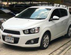 ขายรถ CHEVROLET Sonic LTZ 2015 ราคาดี