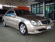 ขายรถ MERCEDES-BENZ E200 Kompressor Avantgarde 2006 ราคาดี