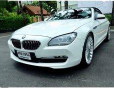 รถสวย ใช้ดี BMW 640Ci รถเปิดประทุน