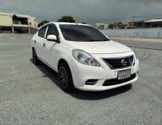 ขายรถ NISSAN Almera E 2012 รถสวยราคาดี
