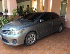 2012 TOYOTA Corolla Altis รับประกันใช้ดี