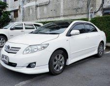 2009 Toyota Corolla Altis SS-I sedan