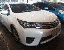 2014 Toyota Corolla Altis E 1.8