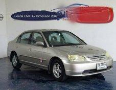 2002 Honda CIVIC Dimension RX Sports sedan
