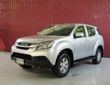 ISUZU MU X 2.5 / AT / ปี 2015