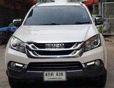 เจ้าของขายเอง Isuzu MU-X 4WD SUV/AT 3.0