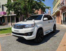 Toyota Fortuner 2.5 V VNT 2WD Auto 2015