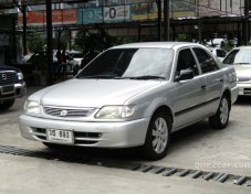 Toyota SOLUNA 1.5 AT SLi 2002 sedan