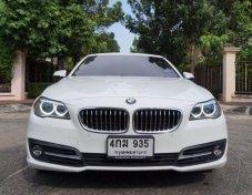 BMW 520i f10 lci ปี 2015