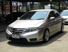 Honda CITY 1.5 AT S 2012 sedan