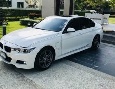 BMW 330e M Sport Sunroof