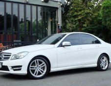 2013 Mercedes-Benz C200 coupe